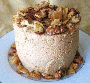 Maple Nut Cake recipe