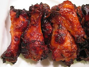 Apricot chicken wings Recipe