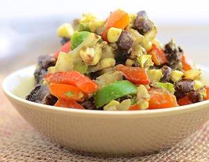 Baby Corn Mushroom Salad recipe