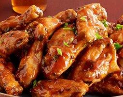 Bacon Taco Chicken Wings