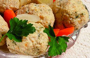 Baked Gefilte Fish Recipe
