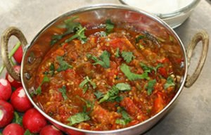Curries Eggplant recipe
