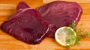 Fresh Tuna Recipe