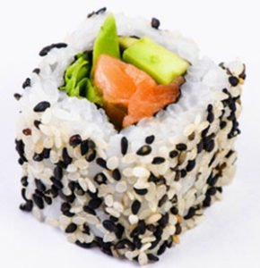 Inside-out Rolls (Ura Maki)-types of sushi