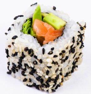Inside-out Rolls (Ura Maki)-types of sushi