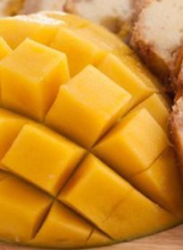 Mango Cinnamon recipe for mexicans
