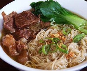 Miso Soup Beef Bok Choy Recipe