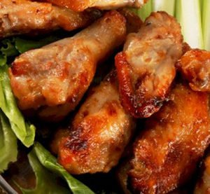 pastrami chicken wings