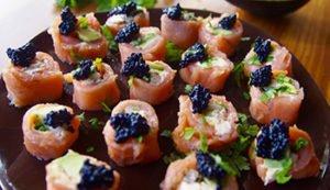 Salmon Rolls Recipe