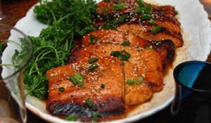 Salmon Steaks Recipe