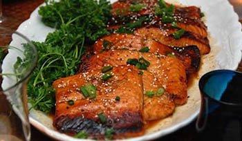 Salmon Steaks Recipe