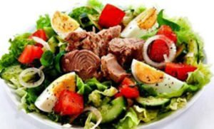 Spanish Salad Recipe