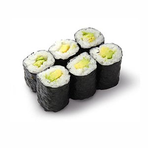 Thin Rolls (Hoso Maki)-types of sushi