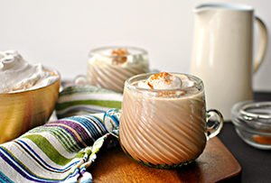 Cinnamon Spiked Whipped Cream Recipe Step By Step