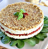 Cheese Torte Recipe