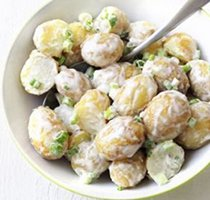 Hot Potato Salad Recipe