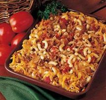 Sauerkraut Hotdish Recipe