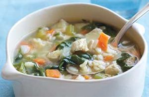 Barley Soup Recipe