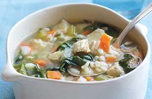 Barley Soup Recipe