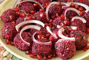 Beet Pkhali Recipe