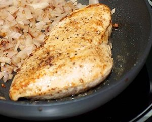 Chicken Gorky Recipe