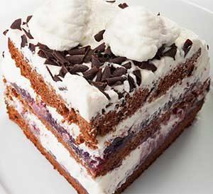 Cream Torte Recipe