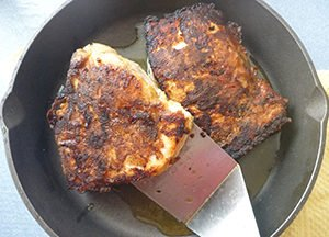 Fried Swordfish Recipe