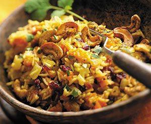 Fruited Rice Recipe