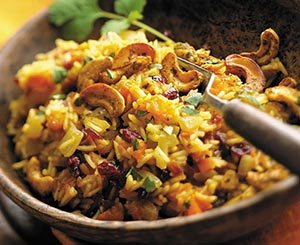 Fruited Rice Recipe