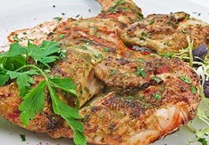 Georgian Chicken Recipe