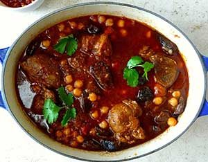 Lamb Stewed Recipe