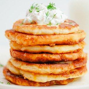 Potato Griddle Cakes Recipe