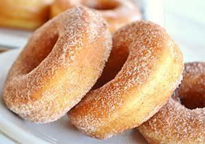 Raised Doughnuts Recipe