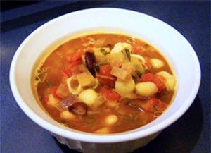 Rasputins Codfish Soup Recipe