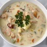 Salmon Soup Recipe