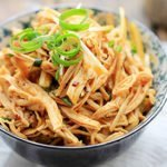 Shredded Chicken Salad Recipe