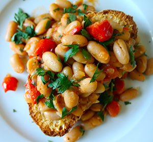 White Bean Ragout Recipe